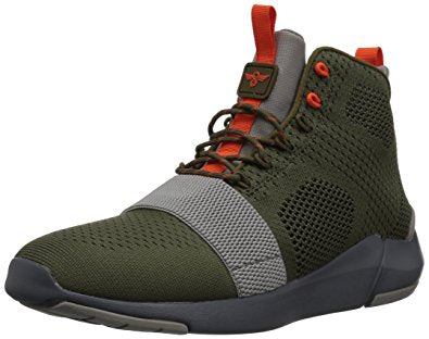 Creative Recreation Men's Modica Sneaker (CR0850003) Military Green