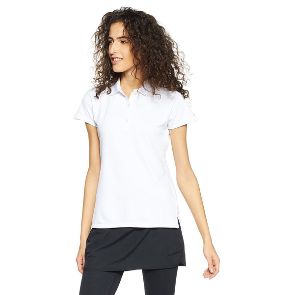 Columbia Women's Innisfree Short Sleeve Polo (FL6087)