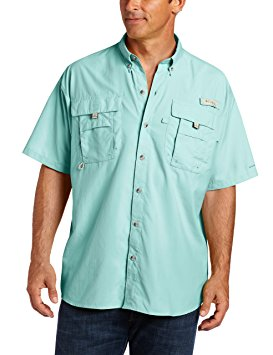 Columbia Men's Bahama II Short-Sleeve Shirt