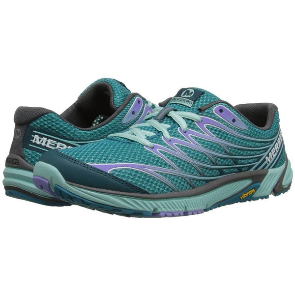 Merrell Bare Access Arc 4 Trail Running Shoes (J03926) Algiers/Purple Women