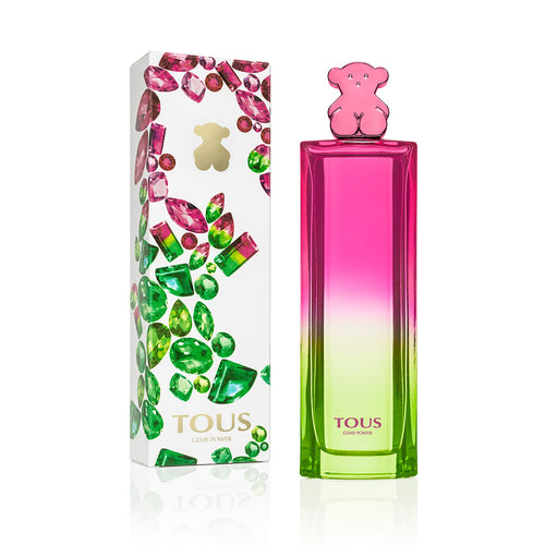 Tous Gems Power EDT 3.0 oz 90 ml Women