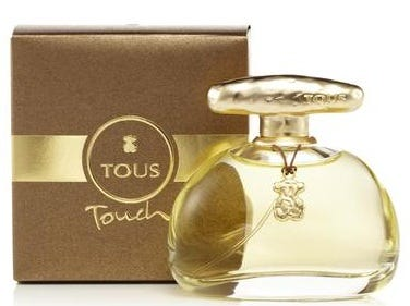 Tous Touch EDT 3.4 oz 100 ml Women