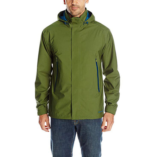 Merrell Men's New Cascadia 2L Jacket Chive Olive Sombre Men