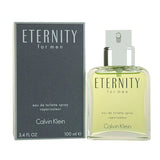 Calvin Klein Eternity  3.4 oz 100 ml EDT Men