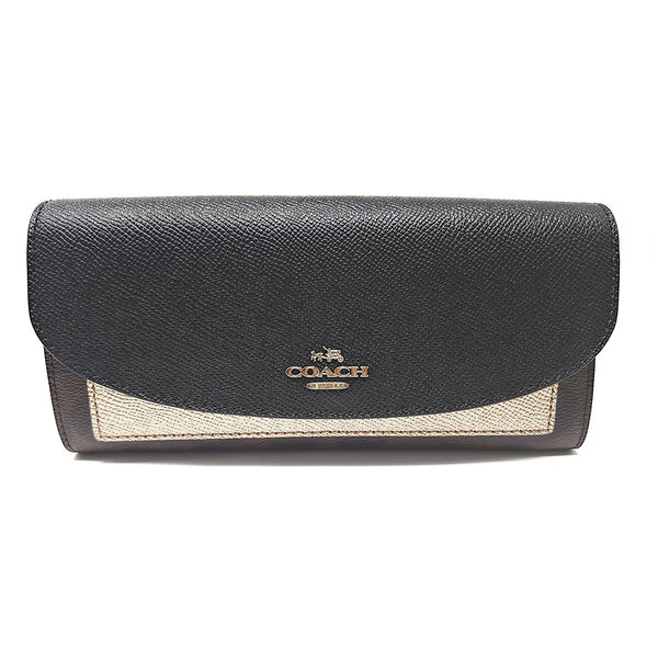 Coach Gift Box Slim Envelope Wallet (F22714)
