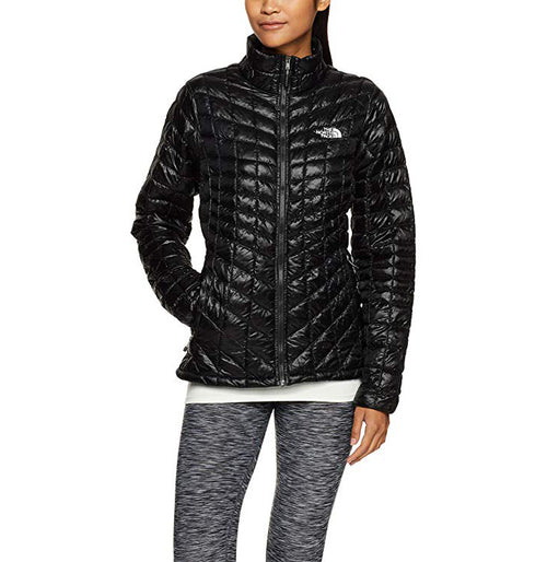 The North Face Women's Thermoball Full Zip Jacket Black (4JK3)