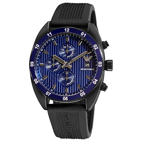 Armani Sport Chronograph Navy Dial Men's watch AR5930