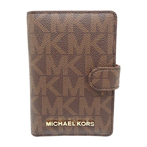 Michael Kors Jet Set Travel Passport Case Wallet (35F7GTVT2B)