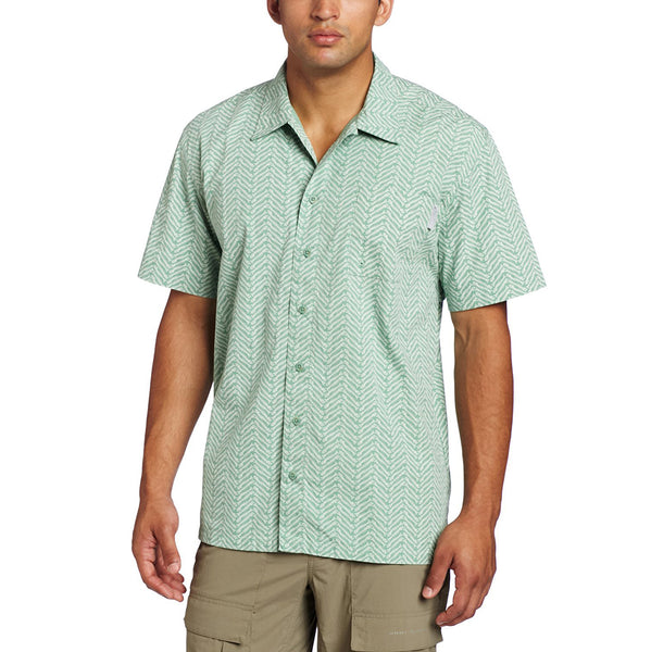 Columbia Men's Trollers Best Short Sleeve Shirt (FM7011)