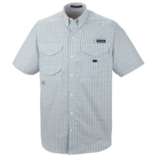 Columbia Men's PFG Super Bonehead Classic Short Sleeve Shirt (FM7272-453)