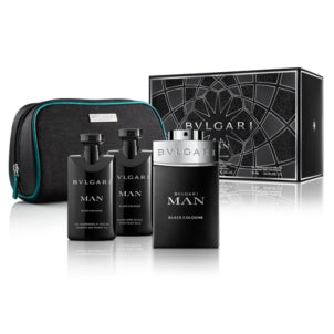 Bvlgari Man Black Gift Set EDT 3.4 oz 100 ml Men