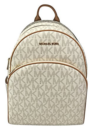 Michael Kors Abbey Jet Set Large Leather Backpack (35S7GAYB3B)