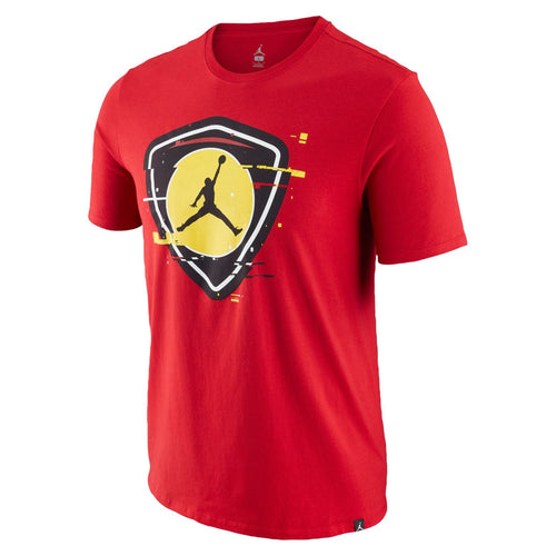 Jordan Retro 14 Last Shot T-Shirt Men Red