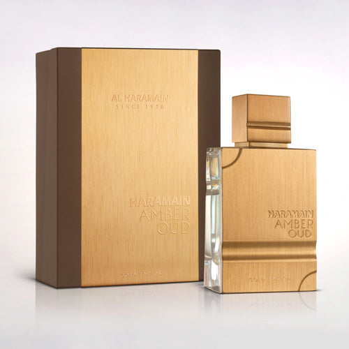 Haramain Amber Oud Gold Edition EDP 2.0 oz 60 ml