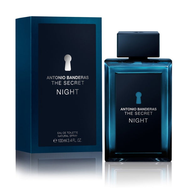 Antonio Banderas The Secret Night for Men EDT 3.4 oz 100 ml