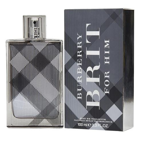 Burberry Brit for Him EDT 3.4 oz 100 ml