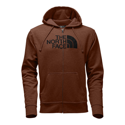 The North Face Dome FZ Hoodie Brandy Brown / Black (NF00CH2LWEJ)