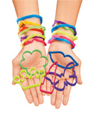 Cra-Z-Art Be Inspired Cra-Z-Loom 3 in 1 Rubber Band Bracelet Extravaganza