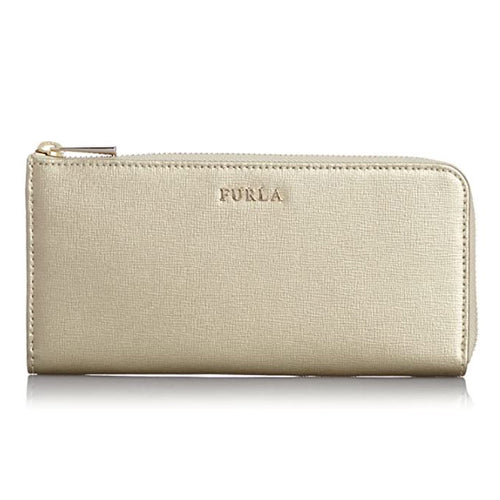Furla PN07 Babylon Zip Around Wallet Oro Light (758719)