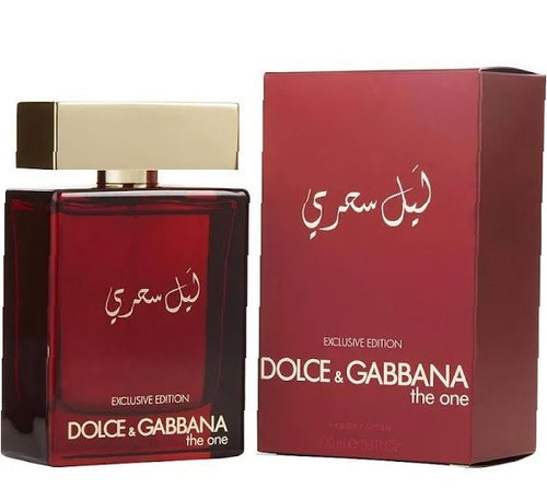 Dolce & Gabanna The One Mysterious Night EDP 3.3 oz 100 ml Men