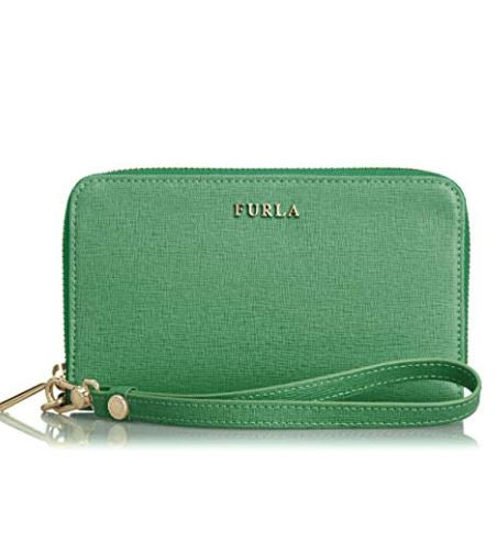 Furla Zip Around Babylon Wallet Emerald (762408)