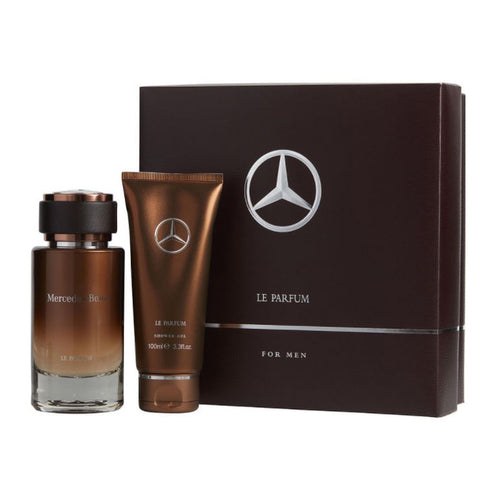 Mercedes-Benz Le Parfum 2pc Gift Set EDP 4.0 oz 120 ml Men