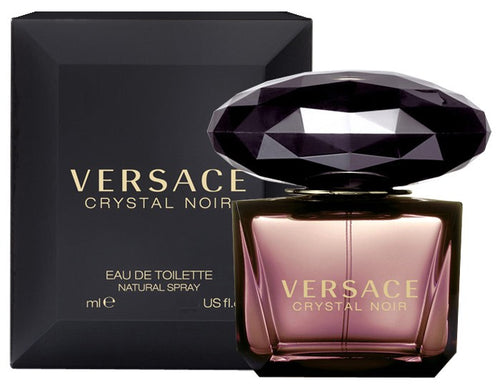 Versace Crystal Noir EDT 3.0 oz 90 ml Women