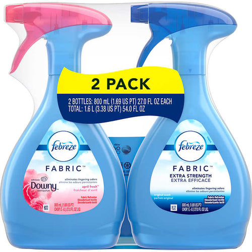 "Febreze Fabric Refresher 27 oz ""2-PACK"""