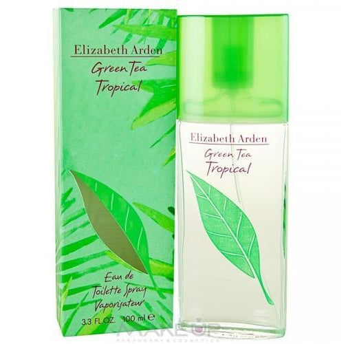 Elizabeth Arden Green Tea Tropical Eau de Toilette Spray, 3.3 oz