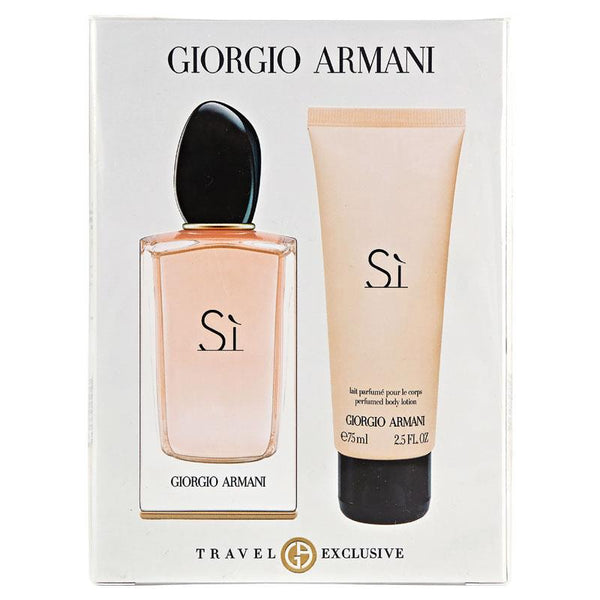 Giorgio Armani SI EDP 1.7 oz Gift Set Women