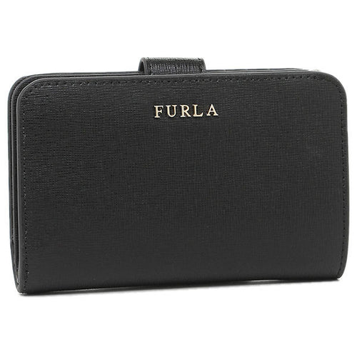 Furla Womens Babylon M Leather Zip Around Wallet