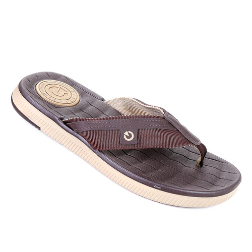 Cartago Men's Napoles Comfort Sandal Beige/Brown 2076211404