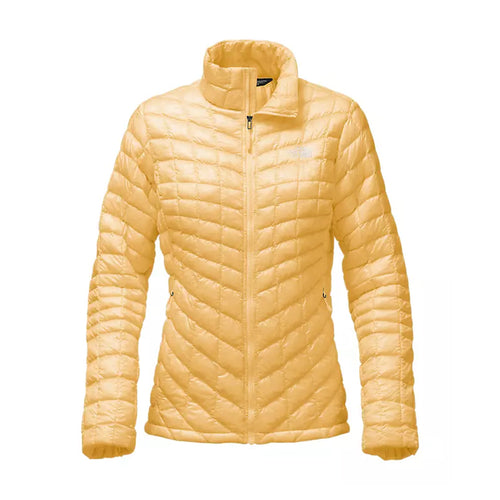 The North Face Women's Thermoball FZ Jacket Golden