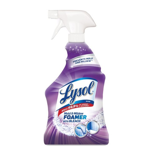 Lysol Mold & Mildew Foamer with Bleach 32 oz