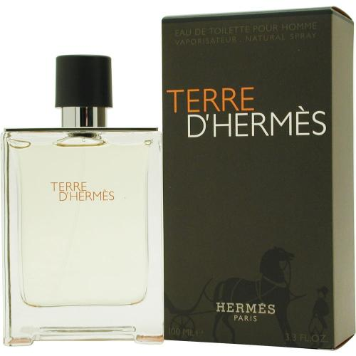 Terre D'Hermes EDT 3.3 oz 100 ml Men