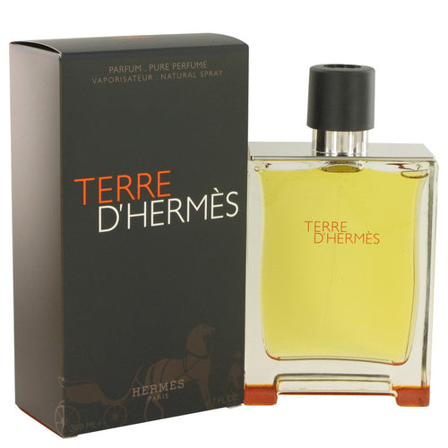 Hermes Terre D'Hermes Pure Parfum 6.7 oz 200 ml Men