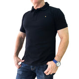 Fervel Fashion Polo Shirt Slim Fit (Solid Colors) Men