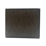 Michael Kors Billfold w coin Pocket Brown 36H7LMNF3B