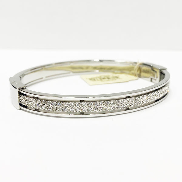 Fossil Stainless Steel Bracelet Silver-Tone