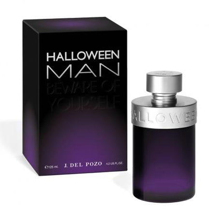 Halloween Man by Jesus Del Pozo EDT 4.2 oz 125 ml Men
