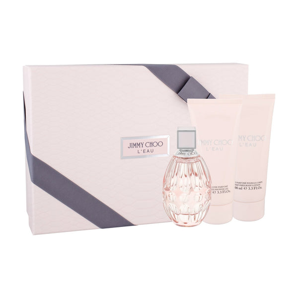 e3464f32372 Jimmy Choo L EAU EDT Gift Set 3 pcs – Rafaelos