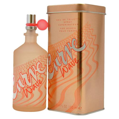 Curve Wave EDT 3.4 oz 100 ml Women