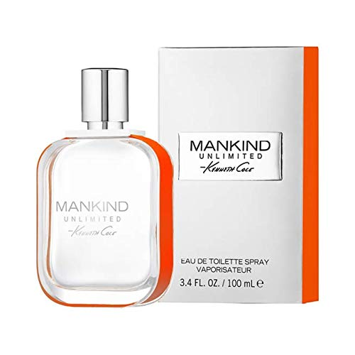 Kenneth Cole Mankind Unlimited 3.4 oz. EDT, 3.4 fl. oz. *NEW*