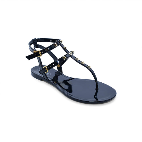 Victoria Adames Manhattan Jelly Sandals