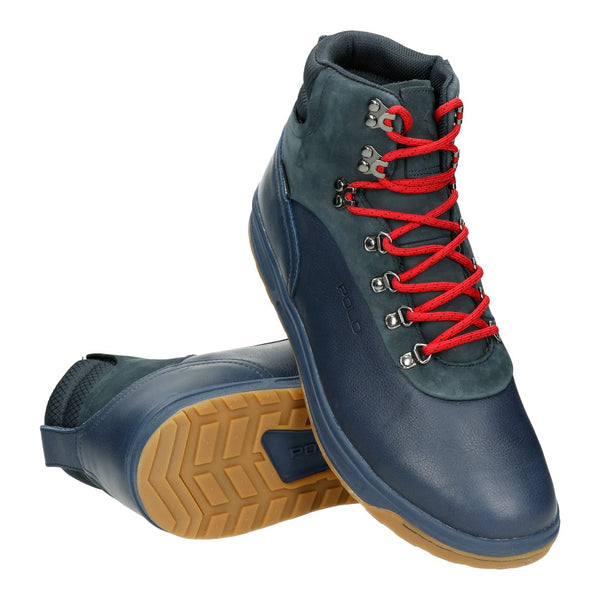 Polo Ralph Lauren Men's ALPINE100 Sneaker (NAVY BLUE)