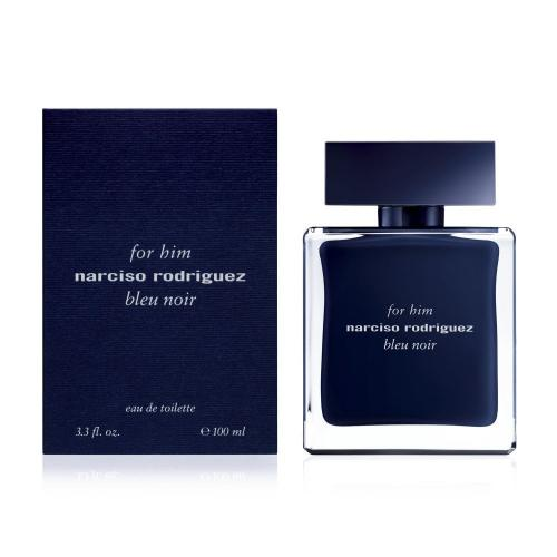 Narciso Rodriguez Bleu Noir EDT 3.3 oz 100 ml Men