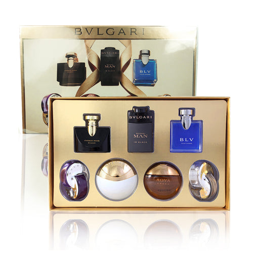 Bvlgari The Iconic Miniature Collection Gift Set