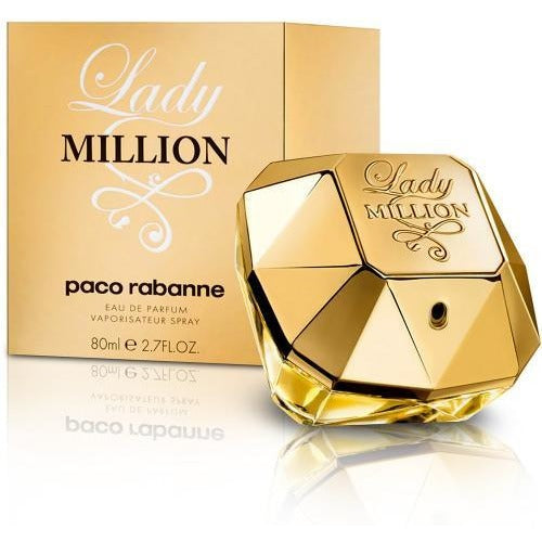 Paco Rabanne Lady Million EDP 2.7 oz 80 ml Women