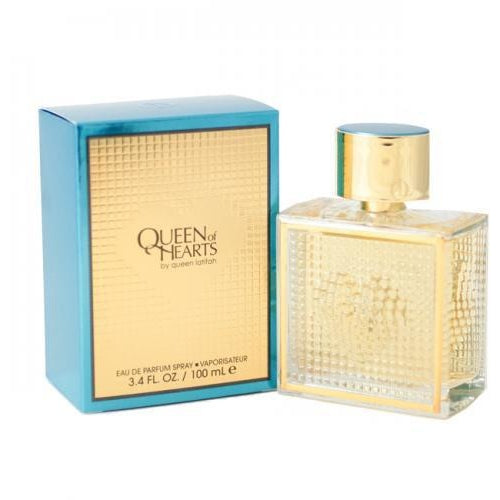 Queen Of Hearts/Queen Latifah Edp Spray 3.4 Oz (W)