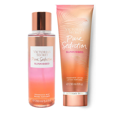 "Victoria's Secret St. Tropez Beach Orchid Body Mist 8.4 fl. oz/250 ml ""2-PACK"""